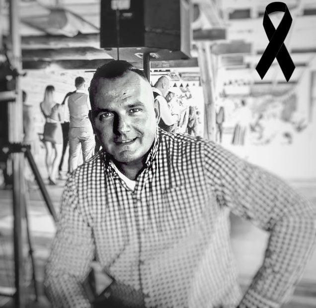 zz5 - Kołobrzescy policjanci pożegnali kolegę z Raciborza, który został zastrzelony na służbie