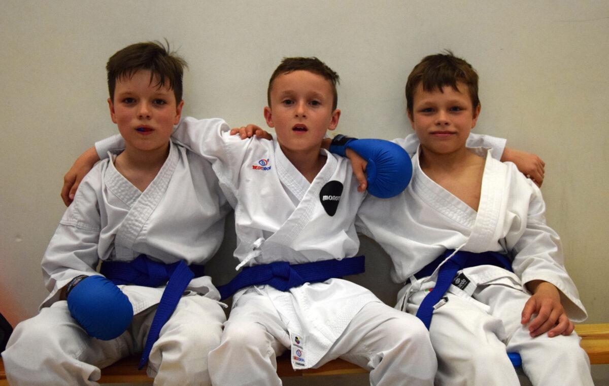 8 medali (w tym 4 złote) zawodników klubu Morote na Grand Prix Mazovia Karate WKF
