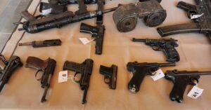 Do Muzeum Oręża Polskiego trafił duży zbiór broni palnej. W tle głośna sprawa dobrze znanych w Kołobrzegu państwa M.