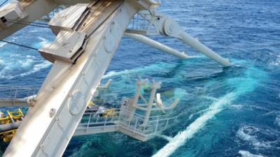 Rozpoczęło się układanie podmorskiego gazociągu Baltic Pipe