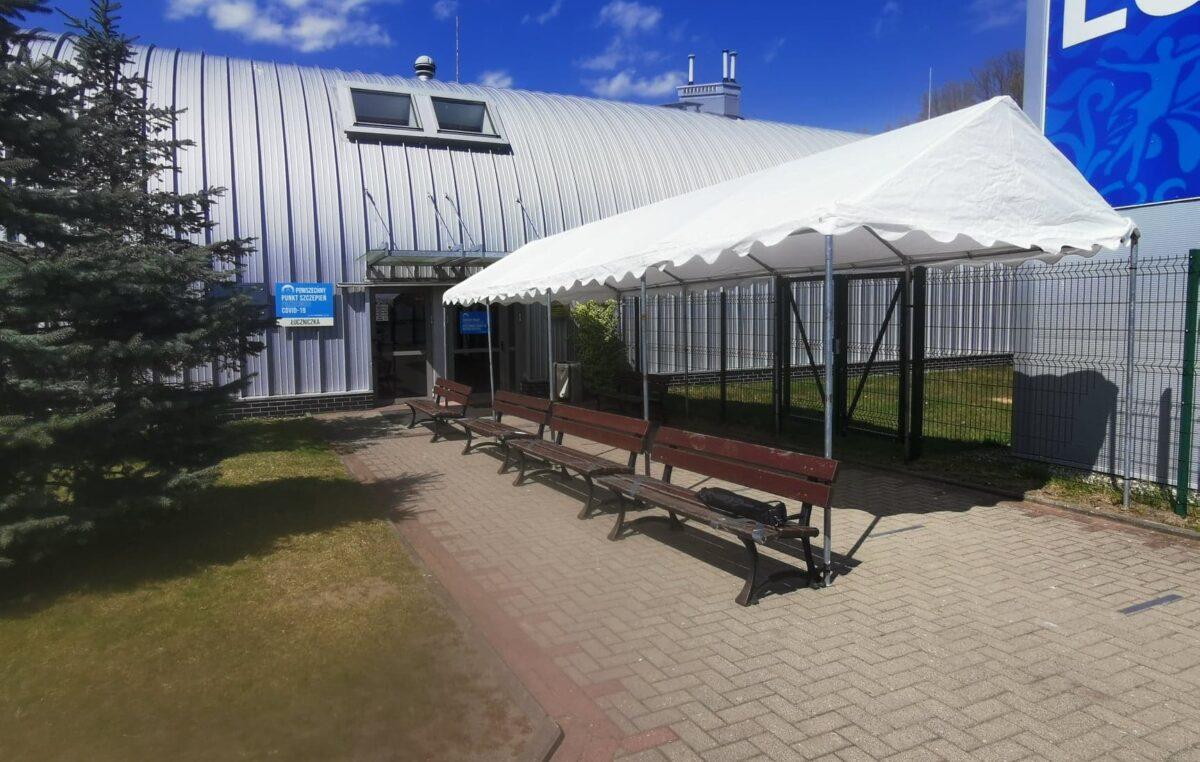 Punkt szczepień powszechnych w hali Łuczniczka zostanie zamknięty 26 lipca
