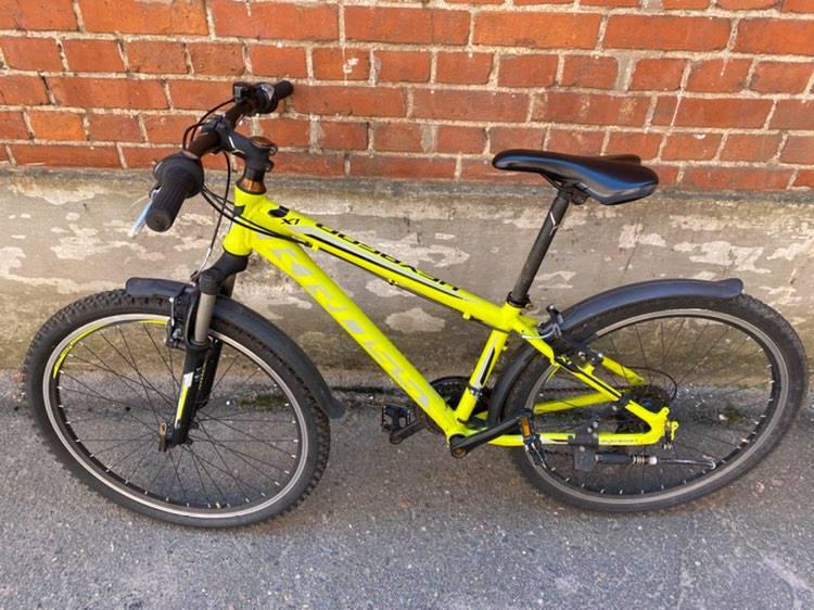 rower kolobrzeg 2 - Policja szuka właścicieli odzyskanych rowerów (zdjęcia)