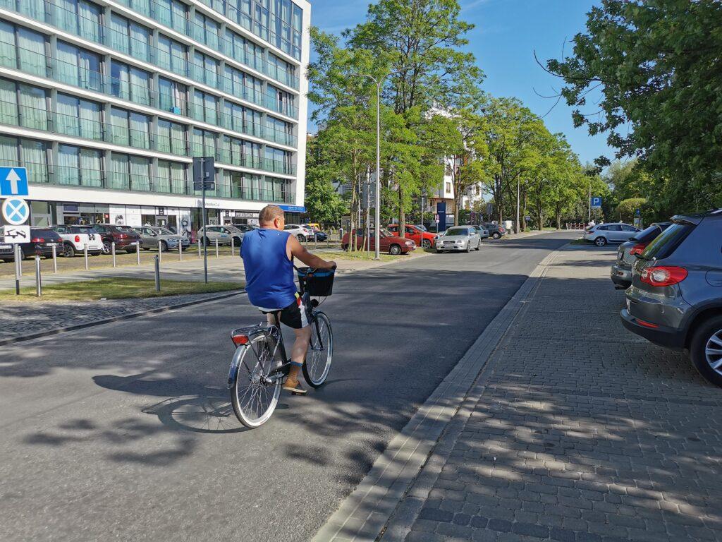 ulica wschodnia 1024x768 - Droga ku morzu nie dla rowerzystów (temat od Czytelnika)