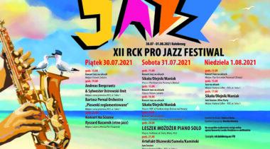 W najbliższy weekend XII RCK PRO JAZZ Festiwal (program)