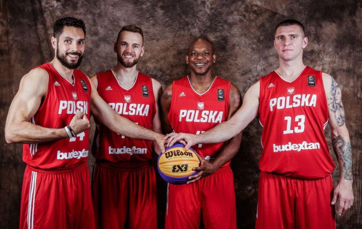 Nastawcie dziś zegarki na 4.35! W Tokio olimpijski mecz w koszykówkę 3×3 z udziałem Szymona Rducha, wychowanka Kotwicy