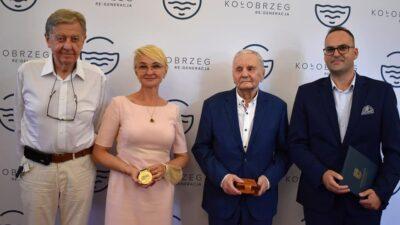 """Jerzy Leśniak wyróżniony tytułem """"Zasłużony dla miasta Kołobrzeg"""""""