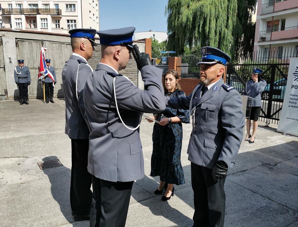 policja kg1 - Święto Policji w Kołobrzegu