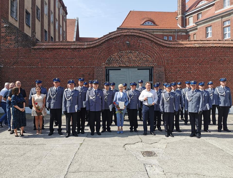 policja kg2 - Święto Policji w Kołobrzegu