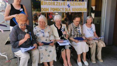 """Jubileusz ośrodka """"Aktywny Senior"""""""