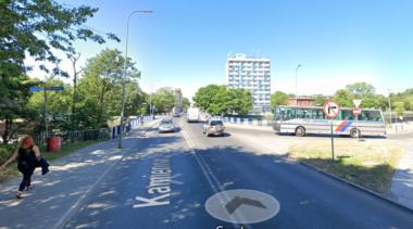 Propozycja zmiany w ruchliwym centrum Kołobrzegu. Jeżeli wystarczy miejsca, powstanie tu rondo