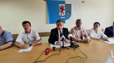 Zarząd Powiatu nie zmienia stanowiska ws. Gryfa (WIDEO)