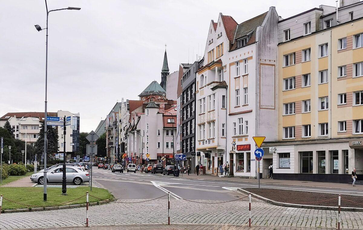 Przebudowa odcinka ulicy Armii Krajowej i budowa małego ronda przy ul. Sybiraków przesunięta