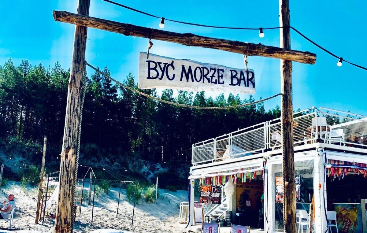 Znani muzycy założyli bar na plaży w Grzybowie. 11 września zapraszają na muzyczne zakończenie lata. Wstęp wolny