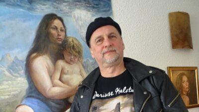 Dariusz Kaleta w gronie  artystów, których prace były najchętniej licytowane i kupowane w 2020 roku