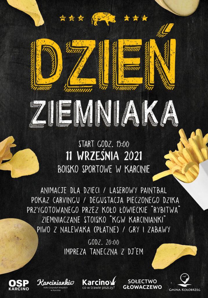 kolobrzeg wiadomosci 717x1024 - Dzień Ziemniaka w Karcinie i Dzień Sąsiada w Bogucinie