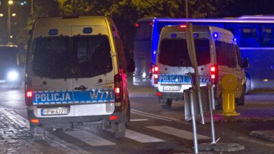 Pościg ulicami Kołobrzegu. Mężczyzna próbował zgubić policjantów przy dworcu PKP