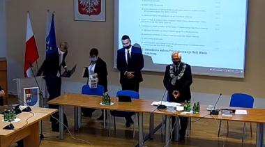Radni Barwinek i Zawadzki w prezydium Rady Miasta. Bogdan Błaszczyk nowym przewodniczącym RM