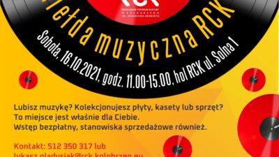 W październiku Giełda Muzyczna w Kołobrzegu