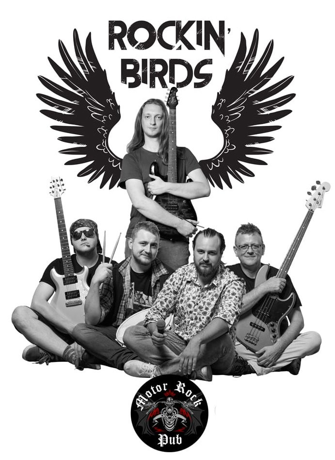 rockbirds - 18 września, scena plenerowa RCK, koncert Rockin`Birds, godz. 18