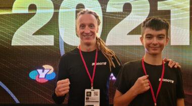 Wiktor Wojarski piątym karateką świata w swojej kategorii!