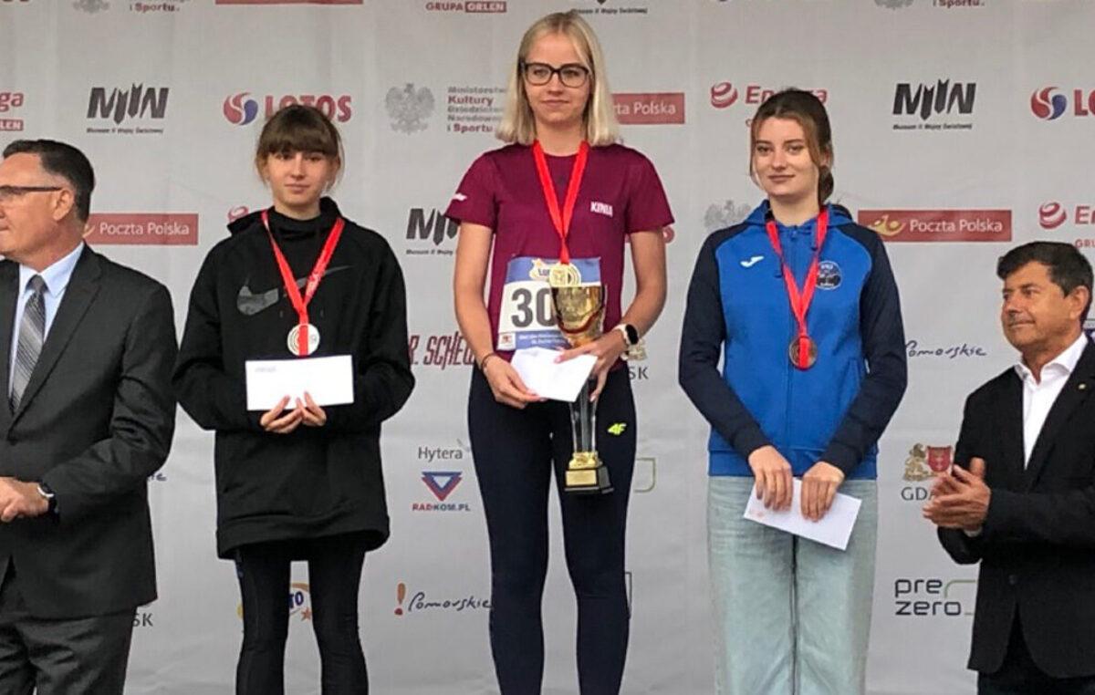 Mistrzostwa Polski: Złoto Kingi Waleriańczyk w chodzie sportowym na 20 kilometrów