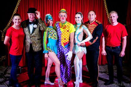 cyrk2 - Cyrk Astoria w Kołobrzegu. Dla naszych Czytelników mamy darmowe bilety