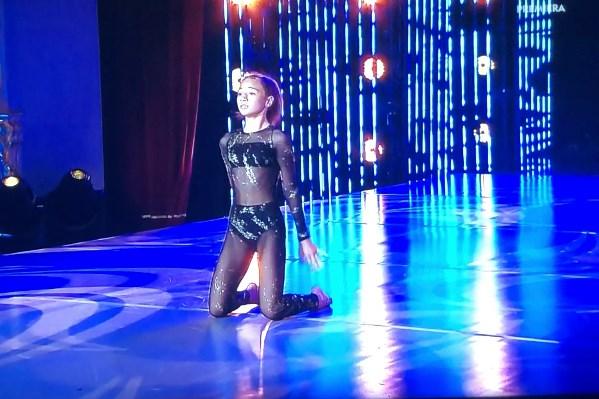 dance 1 - Kołobrzeżanka tańczy na miarę telewizyjnego show You Can Dance - Nowa Generacja