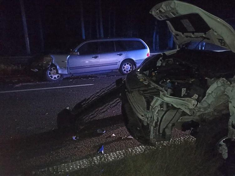 wyp - Sprawca wypadku na wysokości Podczela był pod wpływem alkoholu
