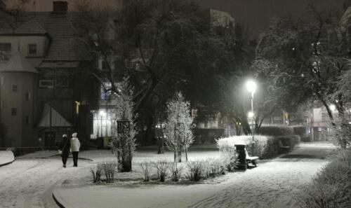 10 (1) (1) (1) (1) (1) (1) (1) (1) (1) - Dziś wieczorem sypnęło śniegiem... (GALERIA ZDJĘĆ)