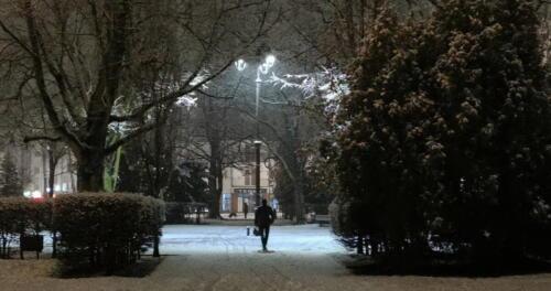 16a (1) (1) (1) - Dziś wieczorem sypnęło śniegiem... (GALERIA ZDJĘĆ)