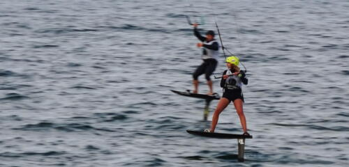 18a (1) (1) - Kite Challenge w Kołobrzegu po raz drugi. Latawce kitesurfingowe wracają do kurortu
