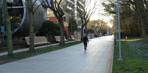 32a (1) - Niecodzienny widok. Miasto opustoszało... (ZDJĘCIA)