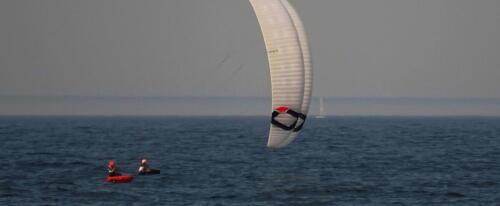 36b (1) - Kite Challenge w Kołobrzegu po raz drugi. Latawce kitesurfingowe wracają do kurortu