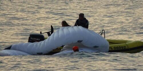38 (1) (1) (1) (1) - Kite Challenge w Kołobrzegu po raz drugi. Latawce kitesurfingowe wracają do kurortu