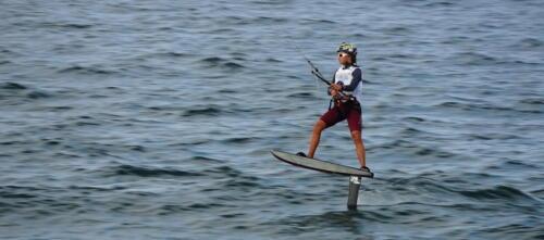 46 (1) (1) - Kite Challenge w Kołobrzegu po raz drugi. Latawce kitesurfingowe wracają do kurortu