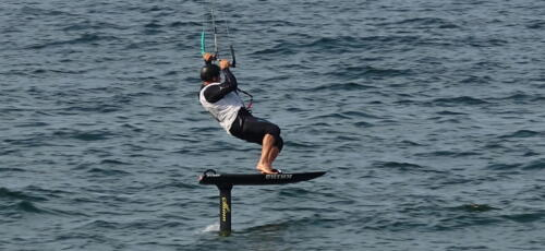 50a - Kite Challenge w Kołobrzegu po raz drugi. Latawce kitesurfingowe wracają do kurortu