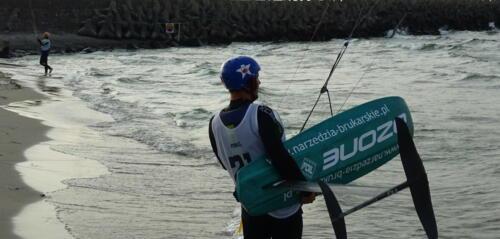 55 (1) - Kite Challenge w Kołobrzegu po raz drugi. Latawce kitesurfingowe wracają do kurortu
