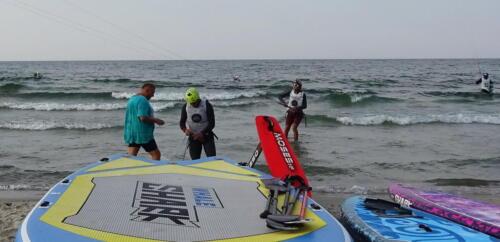 56 (1) - Kite Challenge w Kołobrzegu po raz drugi. Latawce kitesurfingowe wracają do kurortu