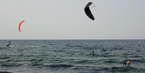 60 (1) - Kite Challenge w Kołobrzegu po raz drugi. Latawce kitesurfingowe wracają do kurortu