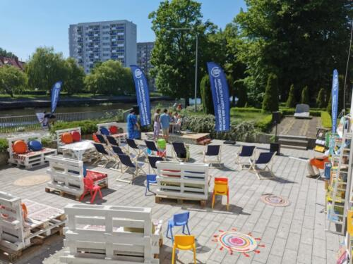 biblio2 (2) - To był udany długi weekend w Kołobrzegu. Nie tylko ze względu na dobrą pogodę (ZDJĘCIA)