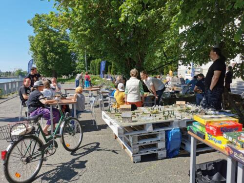 biblio4 (1) - To był udany długi weekend w Kołobrzegu. Nie tylko ze względu na dobrą pogodę (ZDJĘCIA)