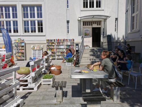 biblio4 (3) - To był udany długi weekend w Kołobrzegu. Nie tylko ze względu na dobrą pogodę (ZDJĘCIA)