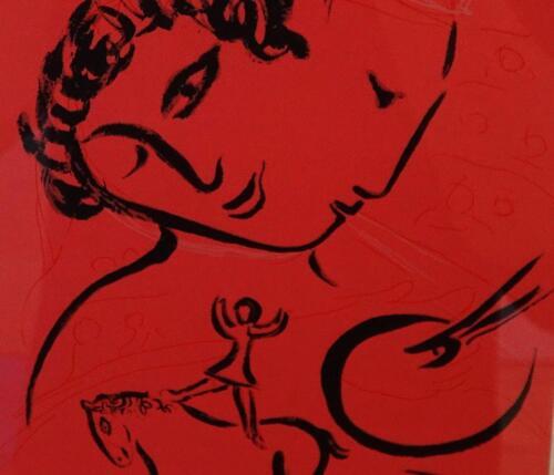 galeria kolobrzeg7 - Można już zwiedzać wystawę prac Marca Chagalla (zdjęcia i wideo z wernisażu)