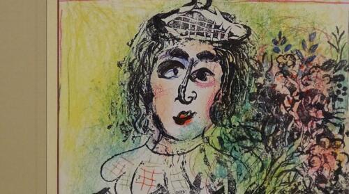 galeria w kolobrzegu10 - Można już zwiedzać wystawę prac Marca Chagalla (zdjęcia i wideo z wernisażu)