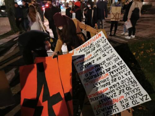 p3 (1) - Tłumy podczas Marszu ku Wolności. Kibice: Kobiety jesteśmy z Wami! (zdjęcia, wideo)