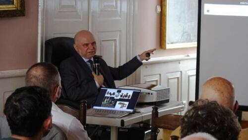 """prof2 (1) - Prof. Marian Rębkowski z tytułem """"Zasłużony dla Miasta Kołobrzeg"""" (ZDJĘCIA)"""